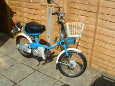 YAMAHA QT50 MOPED vintage classic autocycle cyclemotor V5C barn find