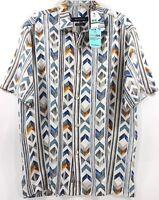 Tommy Bahama Aloha Arrow-Continental Island Zone Silk Blend Camp Shirt $135