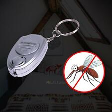 Mosquito Insect Repeller Key Ring Electronic Ultrasonic Repellent Mini Keychain