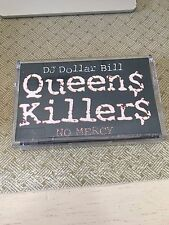 DJ Dollar Bill QUEENS KILLERS CLASSIC NYC Cassette Mixtape 90s Hip Hop NAS DMX