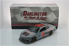 NASCAR 2019 DANIEL HEMRIC #8 DARLINGTON THROWBACK CATERPILLAR CAT 1/24 CAR