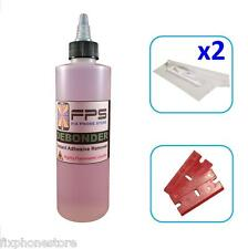 Ultra Strong Adhesive Remover LCD UV GLUE Screen Iphone,Ipod,Ipad,Samsung 240ml