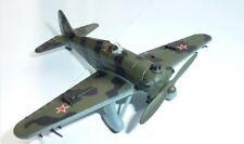 1:83 Yakovlev UT-1 Soviet Airplane Die Cast model DeAgostini 39
