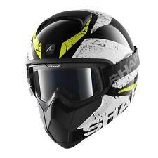 Shark Motorrad-Helme aus Kunststoff