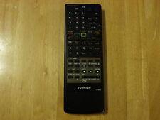 TOSHIBA - CT-9327  ORIGINAL REMOTE CONTROL - NOT USED -