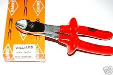 Knipex Williams Snap-on insulated Wire Cutters Pliers