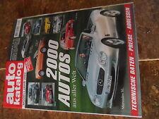 auto katalog ams Auto Katalog Nr. 45  Modeljahr 2002