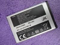 Samsung Battery AB463446BA AB463446BU B130 B300 B320 B500 B520 C120 C130 C140