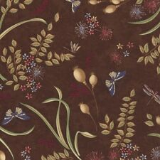 Moda Fabric ~ 1/2 yard ~ Enchanted Pond ~ Holly Taylor ~ # 6501 16