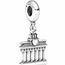 PANDORA Charm Element 791081 Silber Beads Brandenburger Tor Berlin