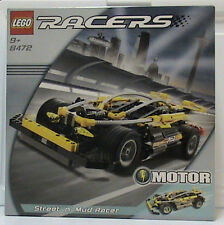 Lego Racer Drome Racer 8472 Street-n- Mud Racer New Sealed