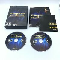 Command & Conquer: The First Decade (PC) CIB w/ Poster & Manual & Keys