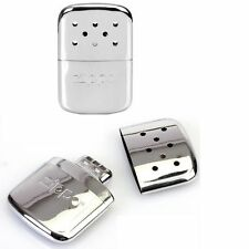 Zippo 40306 Deluxe SV Hand warmer POCKET HAND WARMER 12 Hours Silver USA Version