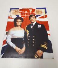 TV Times August Film & TV Magazines