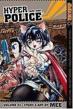 Hyper Police Vol. 3