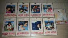 17 DVD MAISON IKKOKU CARA DOLCE KIOKO SERIE COMPLETA + CAPITOLO FINALE