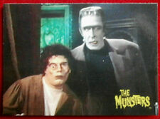 THE MUNSTERS - Card #49 - MUSEUM MUNSTERS - DART 1997