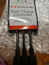 Schumacher Solar Charge Controller
