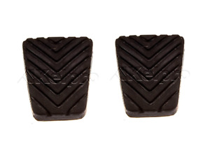 MITSUBISHI MAGNA BRAKE AND CLUTCH PEDAL PAD KIT SUITS ALL MAGNA'S 5/85-8/05