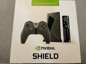 Nvidia Shield TV 2017 4K HDR ready ATMOS 3GB/16GB with Remote & Game Controller