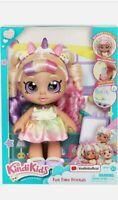 NEW Kindi Kids Mystabella Unicorn Princess Artist Doll Fun Time Friends Series 2