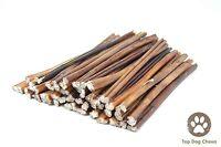 "12"" Standard Thick Free Range - Grass Fed Bully Sticks - 12 Pack.  USDA & FDA"
