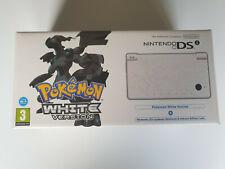 Nintendo console DSi  Limited edition Pokemon white / blanc
