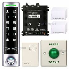 RFID ID Card Door Access Control Reader System Waterproof Keypad