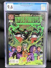 Underworld Unleashed #1 CGC 9.6 (1995, DC) [JLA, Joker, Riddler Ivy, New Slab NM