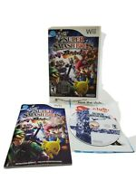 Super Smash Bros. Brawl (Complete), Nintendo Wii, Wii Excellent