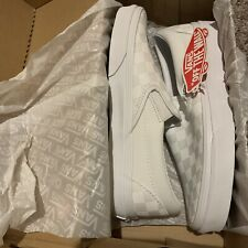 Vans Classic Slip-on Shoes Size Womens 7.5/mens 6