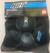 Stx K18 Arm Guards - Black, Medium, Brand New!