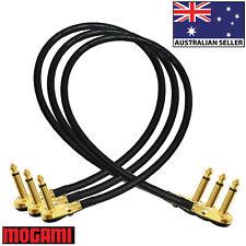 Mogami 2549 CableNeutrik Gold XLR Right-AngleBlue 5 Feet5 Ft.5/'