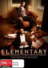Elementary : Season 2 (DVD, 2015, 6-Disc Set)