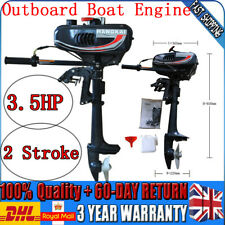 3.5HP 2 Stroke Outboard Motor CDI Water Cooling Boat Engine Short Shaft CDI
