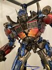 Threea 3A Optimus Prime Dark Of The Moon Bambaland Exclusive Edition W/ Blaster For Sale
