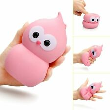 Colossal Squishy Pink Bird Slow Scented Squeeze Rising Soft Toy Party Favor Gift