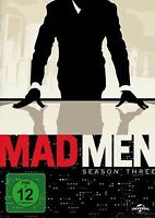 Mad Men - Season 3 [4 DVDs] von Phil Abraham | DVD | Zustand gut