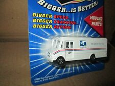 1999 Road Champs  MAIL TRUCK CHEVY STEP VAN USPS  1/64 Diecast RARE 1995
