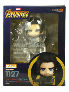 Good Smile Company Nendoroid Winter Soldier Avengers Infinity Edition Figure
