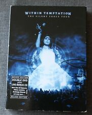 Within Temptation, the silent force tour, 2DVD + CD