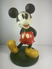 "STATUE,FIGURINE,SCULPTURE 13""WALT DISNEY MICKEY MOUSE GARDEN NEW IN BOX"