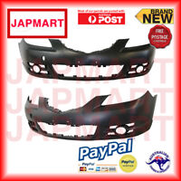 MAZDA 3 SEDAN BK SP23 01/2004 ~ 05/2006 FRONT BUMPER BAR COVER F80-RAB-30ZM