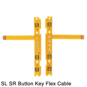Left Right SL SR Button Key Flex Cable Ribbon for Switch NS Joy-Con`