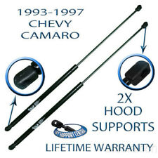 2 New Front Hood Lift Support Shock Strut Prop Rod Arm For 93 94 95 96 97 Camaro