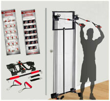 Complete Door Gym Full Body Workouts Fitness Exercise