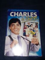 Charles in Charge - The Complete First Season (DVD, 2006, 3-Disc Set) NEW Sealed