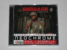 GRÖDASH - ILLEGAL MUZIK - NEOCHROME - CD 2006