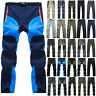 Mens Waterproof Outdoor Hiking Climbing Combat Trousers Work Sports Long Pants