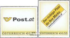 Oostenrijk 2455-2456 gestempeld 2003 mijn Stempel